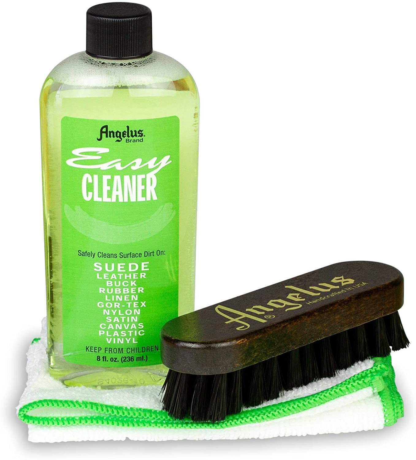 Angelus Easy Cleaner Kit For Leather Shoes
