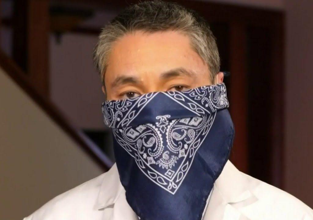 How To Make Bandanas As Wearable Face Masks - Bandana Fever