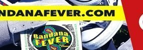 Bandana Fever Custom Shoes featured on CNN