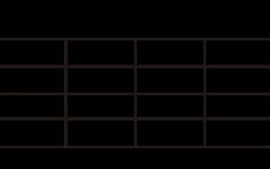 Bandana Fever Shirt Size Chart