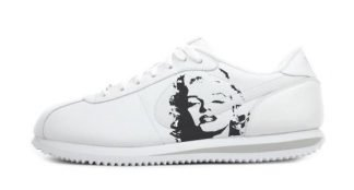 Marilyn Monroe Custom Nike Cortez Shoes by BandanaFever.com