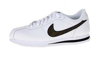 Brown Bandana Custom Nike Cortez Shoes Swoosh LWB by BandanaFever.com