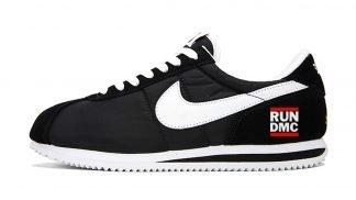 Run-DMC Custom Nike Cortez Shoes NBW by BandanaFever.com