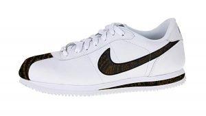 Brown Bandana Custom Nike Cortez Shoes LWB by BandanaFever.com