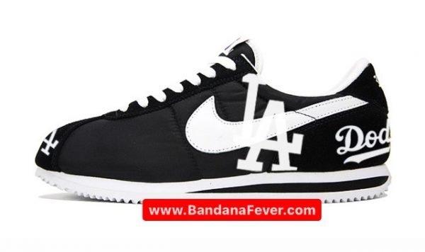 Bandana Fever LA Dodgers Custom Nike Cortez Shoes NBW at BandanaFever.com